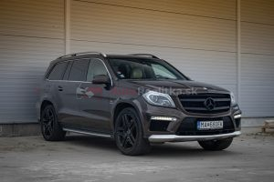 Mercedes-Benz GL 63 AMG 4matic